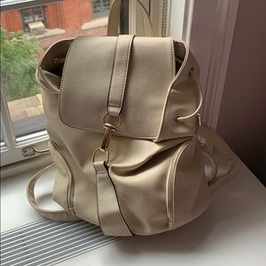 Handbags - Real Italian leather back pack